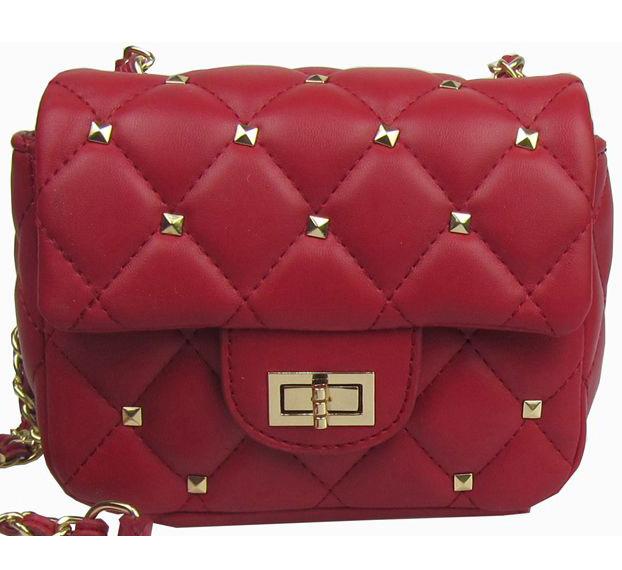 cb967a7123cd 09 red stud Bag ~ BAGZONE - Suppliers of Fashion HANDBAGS   PURSES ...