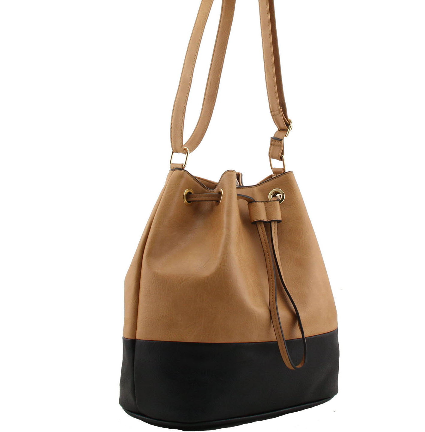 66ba769383e 368 black tan duffle handbag ~ BAGZONE - Suppliers of Fashion ...
