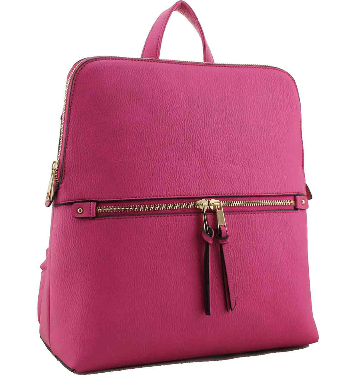 91059bb73c5f H1739 -Julie fuchsia backpack ~ BAGZONE - Suppliers of Fashion ...