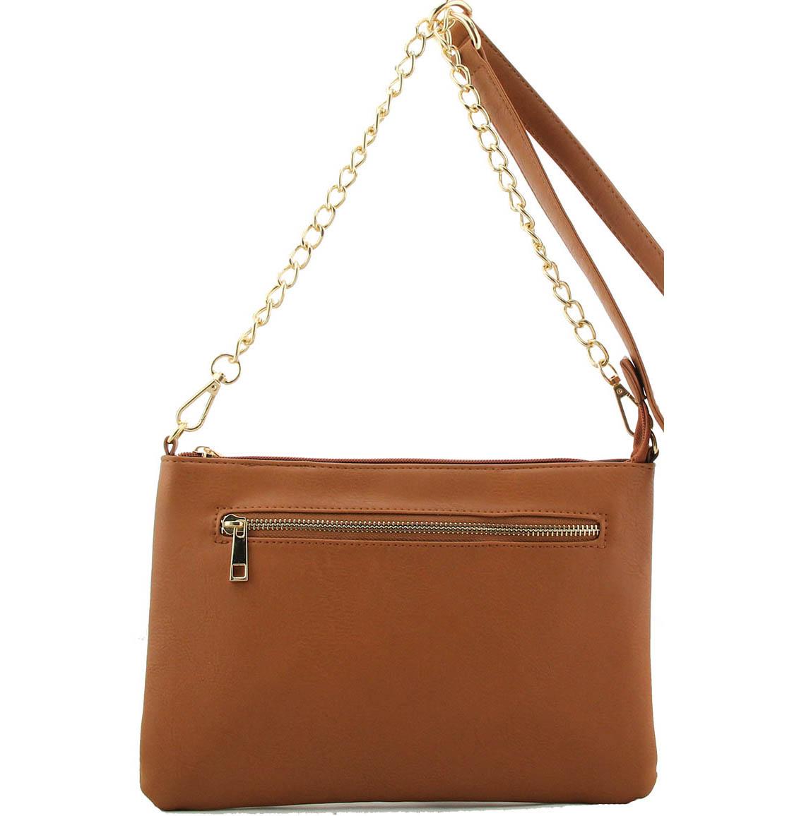 b3c26ef6f9c2 Ulrica Fashion Designer Handbag tan ~ BAGZONE - Suppliers of Fashion ...