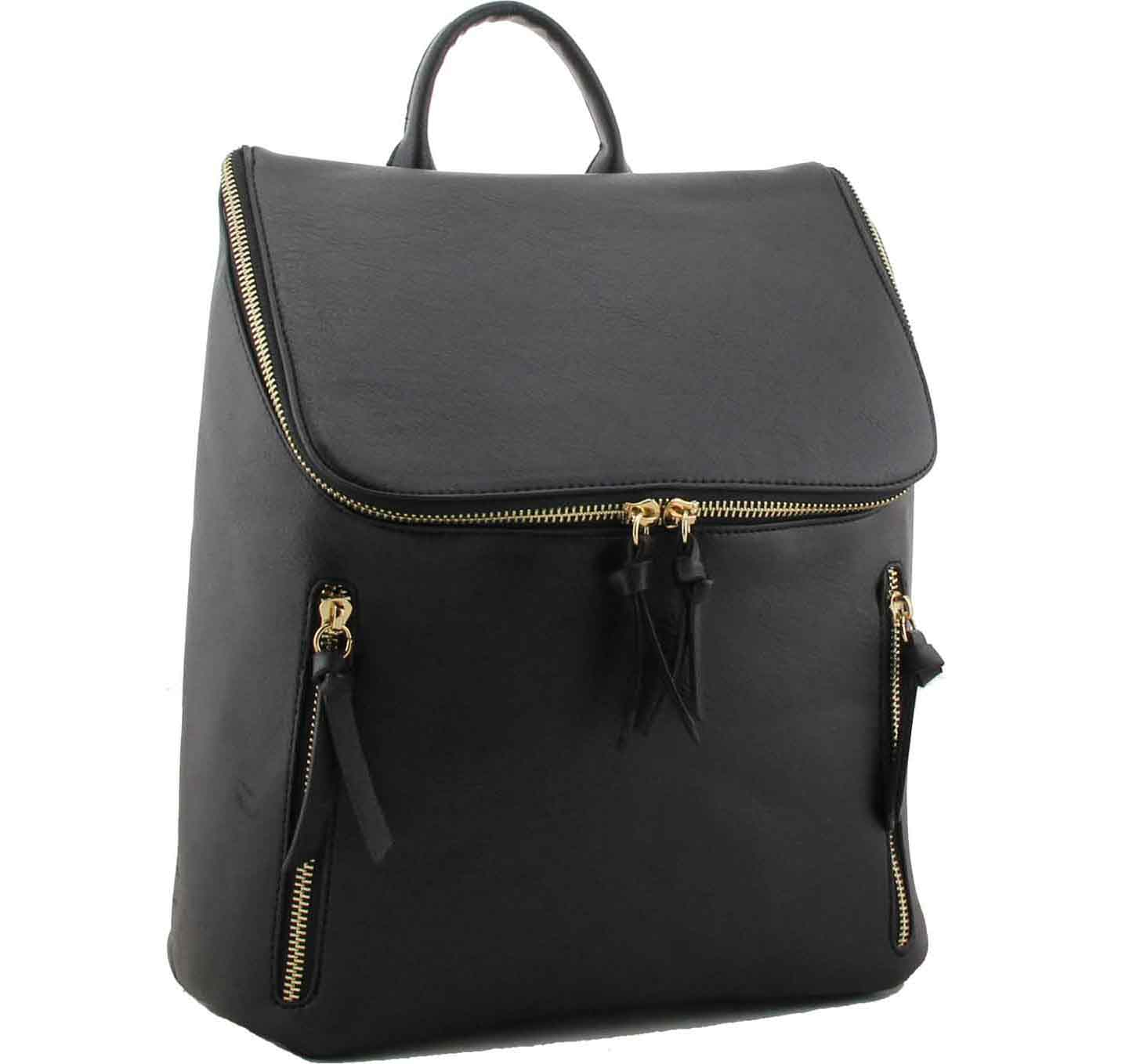 ca9c70ebcca0 H1652 - Tammy fashion designer backpack black ~ BAGZONE - Suppliers ...