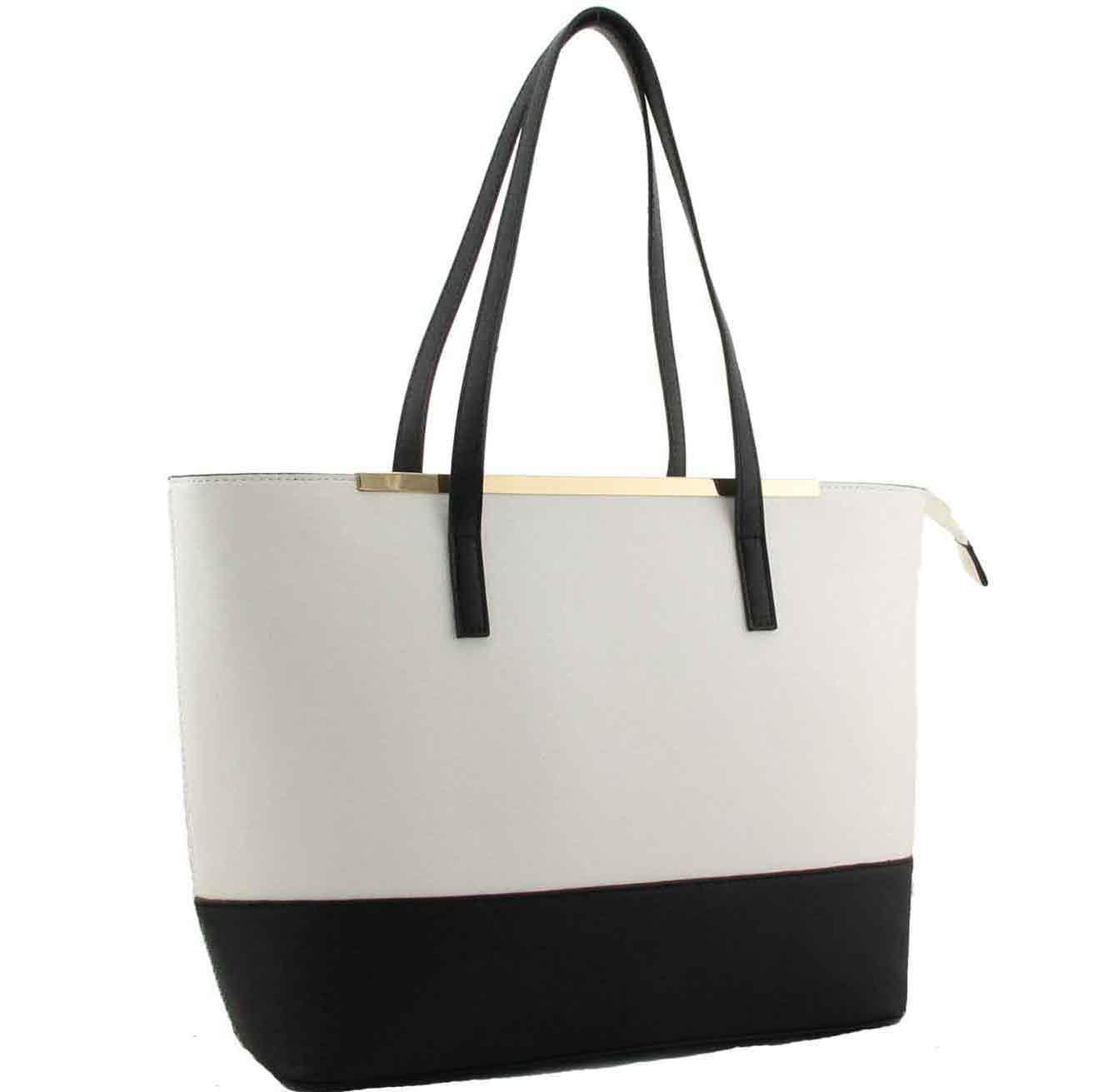 bd50279f7b29 White Tote Bag Luxury Fashion Handbags - www.bagzone.co.uk