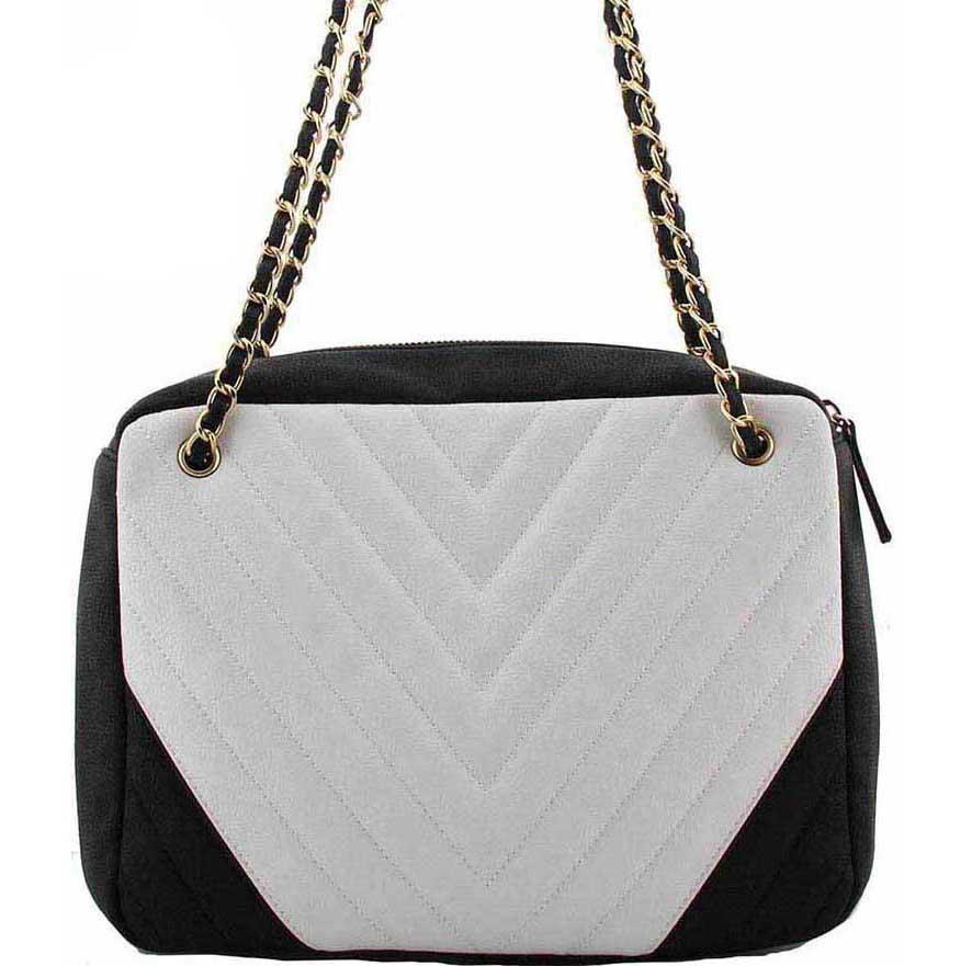 c6d3de7ca068 026 mono Fashion Handbag white ~ BAGZONE - Suppliers of Fashion ...