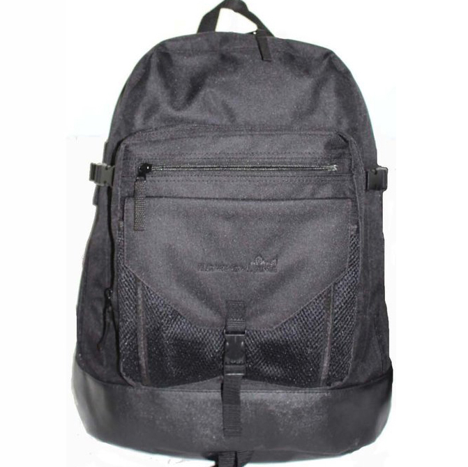 006 Black - Polyester Backpack ~ BAGZONE - Suppliers of Fashion ... fbced280b776e