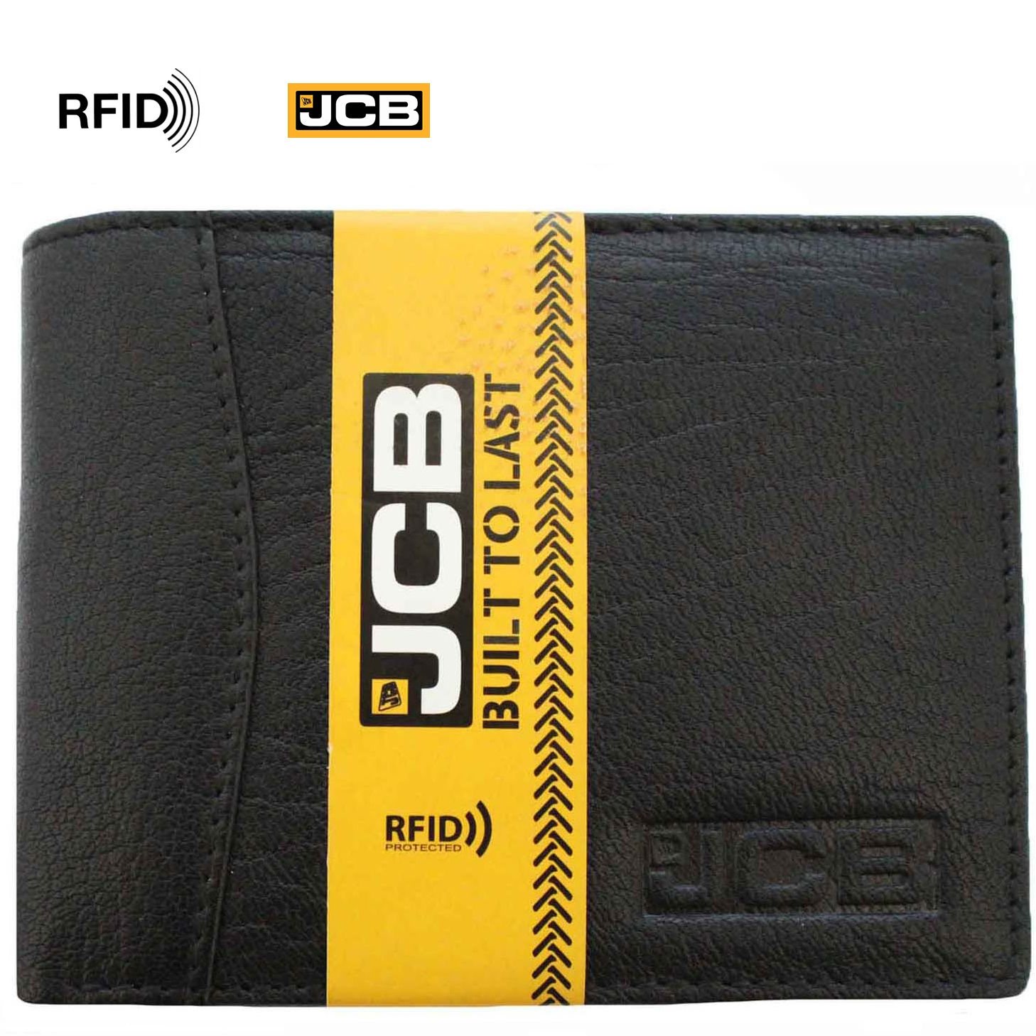 W53 Black - JCB Mens Wallet ~ BAGZONE - Suppliers of Fashion ... f32abfe10ae80