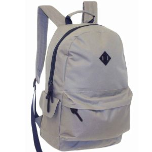 258 grey backpack
