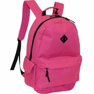 258 pink backpack