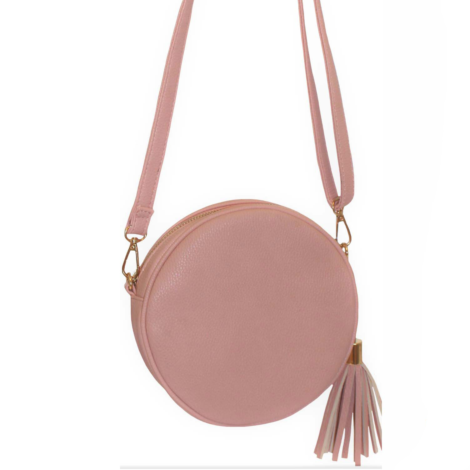 240 Nude - Structured Round Handbag ~ BAGZONE - Suppliers of Fashion ...