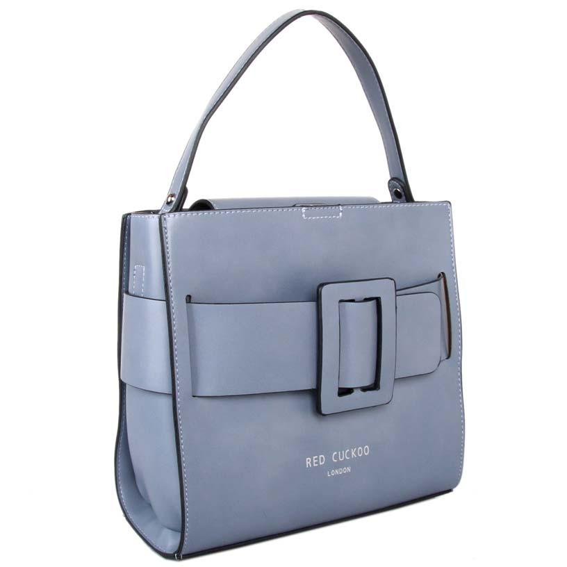 963614e0e001 429 Blue - Red Cuckoo Designer Bag ~ BAGZONE - Suppliers of Fashion ...