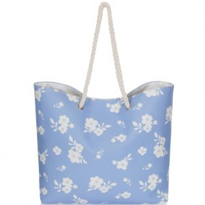 Ditsy Floral beach bag