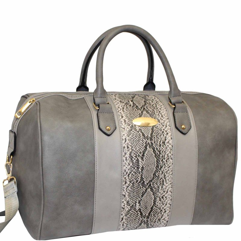 grey Barrel Travel bag