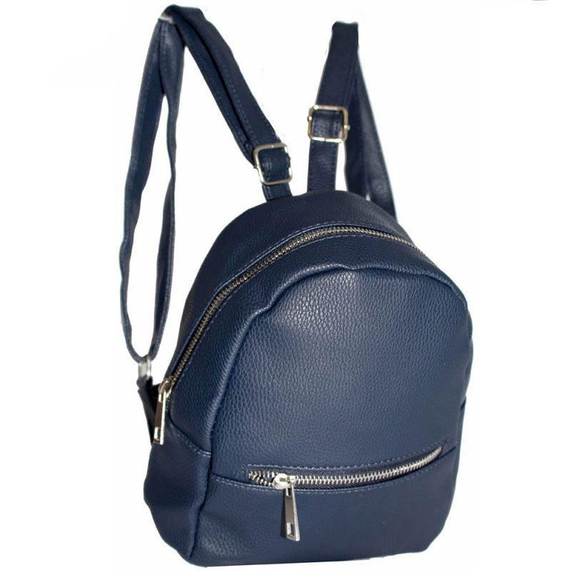 mini backpack navy - bagzone.co.uk