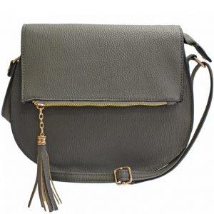 flap over fashion bag - bagzone.co.uk